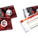 Packaging pour présentation de dossier de candidature • Intermarché